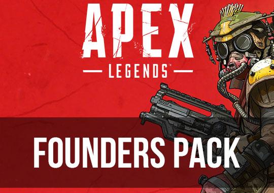 Apex英雄创始人包充值