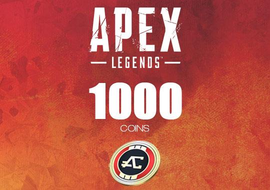 Apex英雄1000硬币充值