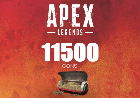 Apex英雄11500硬币充值
