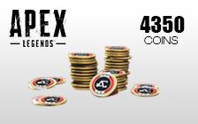 Apex英雄4350硬币