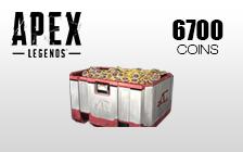 Apex英雄6700硬币