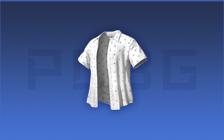锚印短袖衬衫