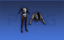 骸骨女王套装