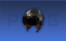 战斗机头盔