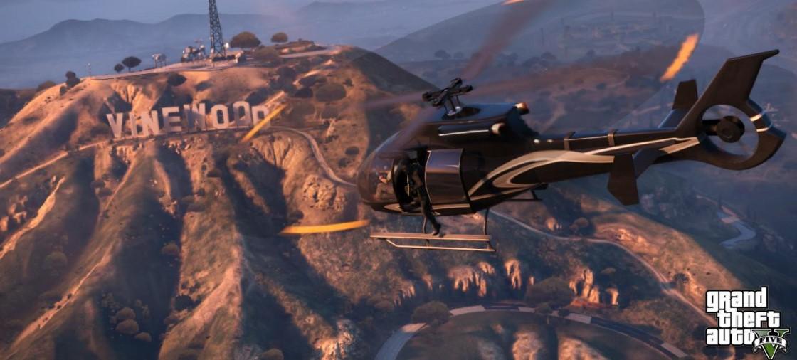 盗猎车手5:背景城市,位于美国圣安地列斯州南部