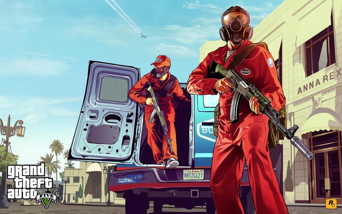 侠盗猎车手5:系统需求