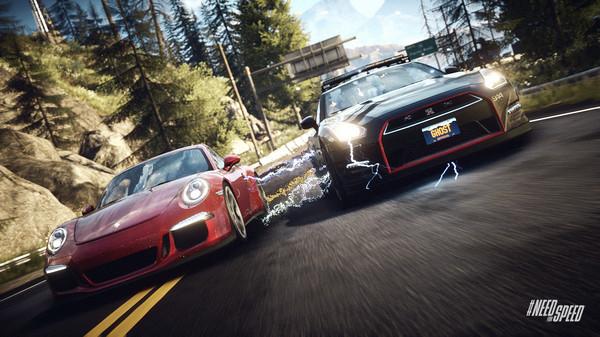 极品飞车18:玩家可以使用游戏中的道具造成大量的破坏,这些包括干扰发射器,电磁脉冲,震荡波,路障和侦查直升机