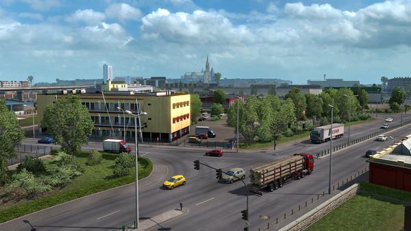 欧洲卡车2:技能决定角色可以承接的货运任务