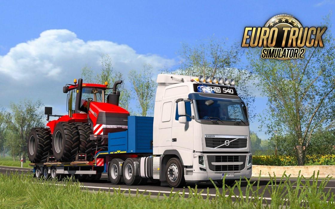欧洲卡车2:系统需求