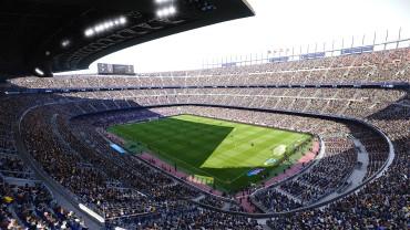 实况足球2021:诺坎普球场