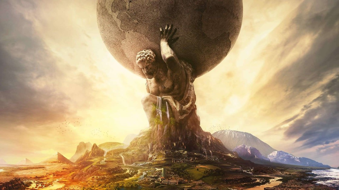 "文明6原版名称""Sid Meier's Civilization VI"""