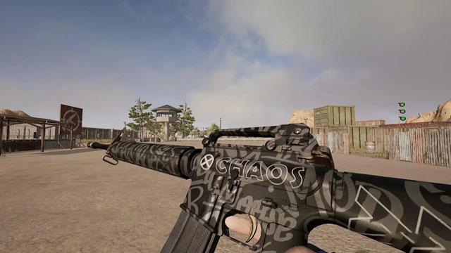 M16皮肤