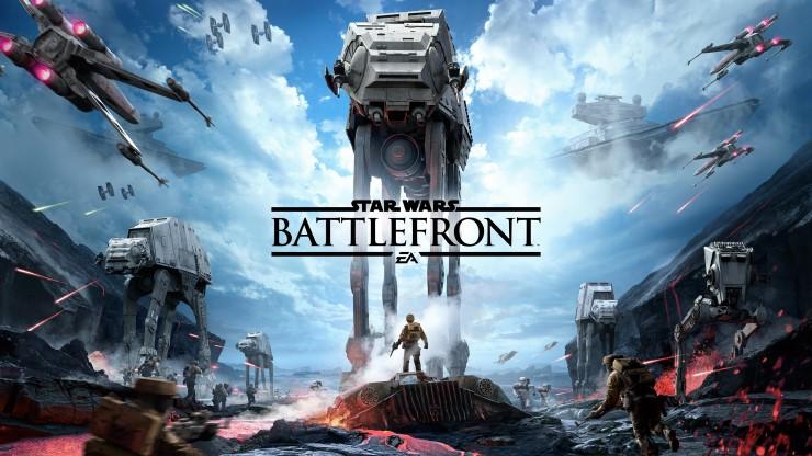 """星球大战:前线2原版名称""""Star Wars: Battle Front II"""""""