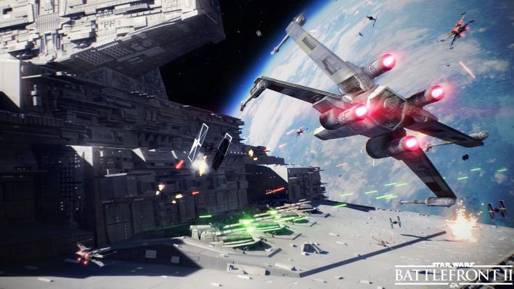 星球大战:前线2星际战舰
