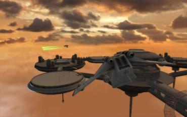 星球大战:前线2停机坪