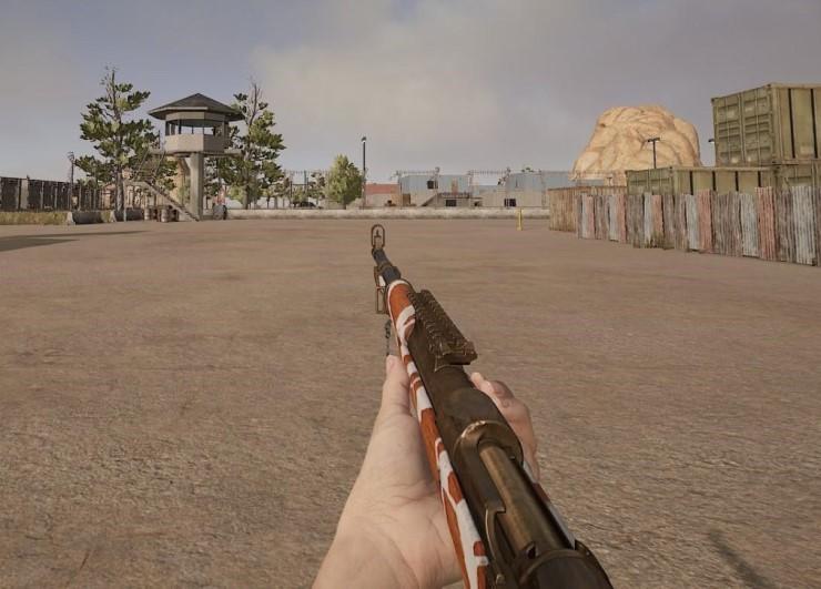 98K端枪