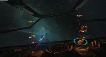 精英:危机四伏:宇宙飞船战斗