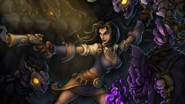 火炬之光2  游戏类型:动作角色扮演类(A·RPG)