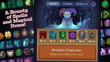 巫术纸牌:策略和Roguelike元素