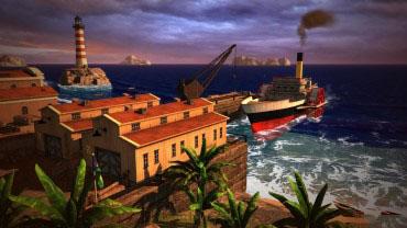 海岛大亨5:货运码头
