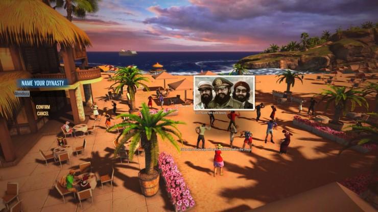 海岛大亨5:广场舞
