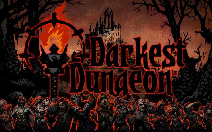 暗黑地牢:原版名称Darkest Dungeon