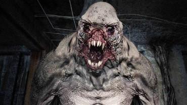 地铁2033:狰狞的怪物