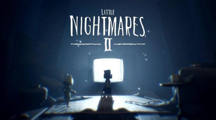 小小梦魇2原版名称:Little Nightmares II