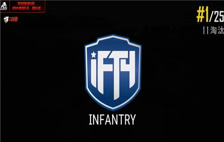 第一名队伍iFTY