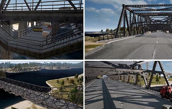 绝地求生新版本更新爆料!海岛图桥梁有调整 桥底更好躲藏了