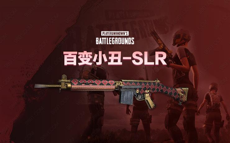 百变小丑-SLR